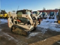 Used Equipment Sales Loader, Bobcat T590 Tracked in Edmonton AB